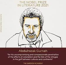 winner 2021 Noble Prize in Literature.