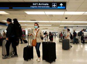 COVID 19 travel ban
