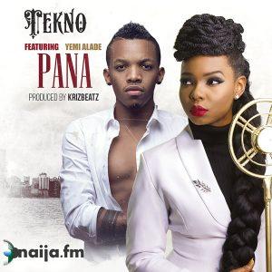 PANA - Tekno ft Yemi Alade