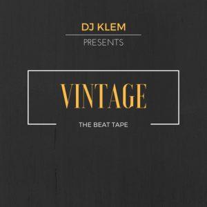 Vintage (The Beat Tape) - DJ Klem