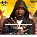 Priority Mix - DJ Hacker Jp