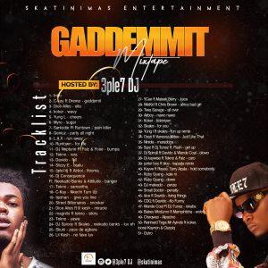 Gaddemit Mixtape - 3Ple7DJ