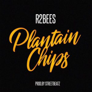 Plantain Chips - R2Bees