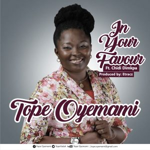 In Your Favour - Tope Oyemami