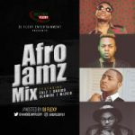 Afro Jamz Mix Ft. Falz, Davido, Olamide & Wizkid - DJ Flexy