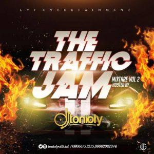 Traffic Jam Mixtape 2 - DJ Tonioly
