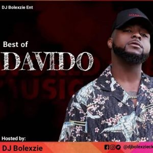 dj bolexzie best of davido compilation mixtape 2020 300x300 1 DJ BOLEXZIE – Best Of Davido