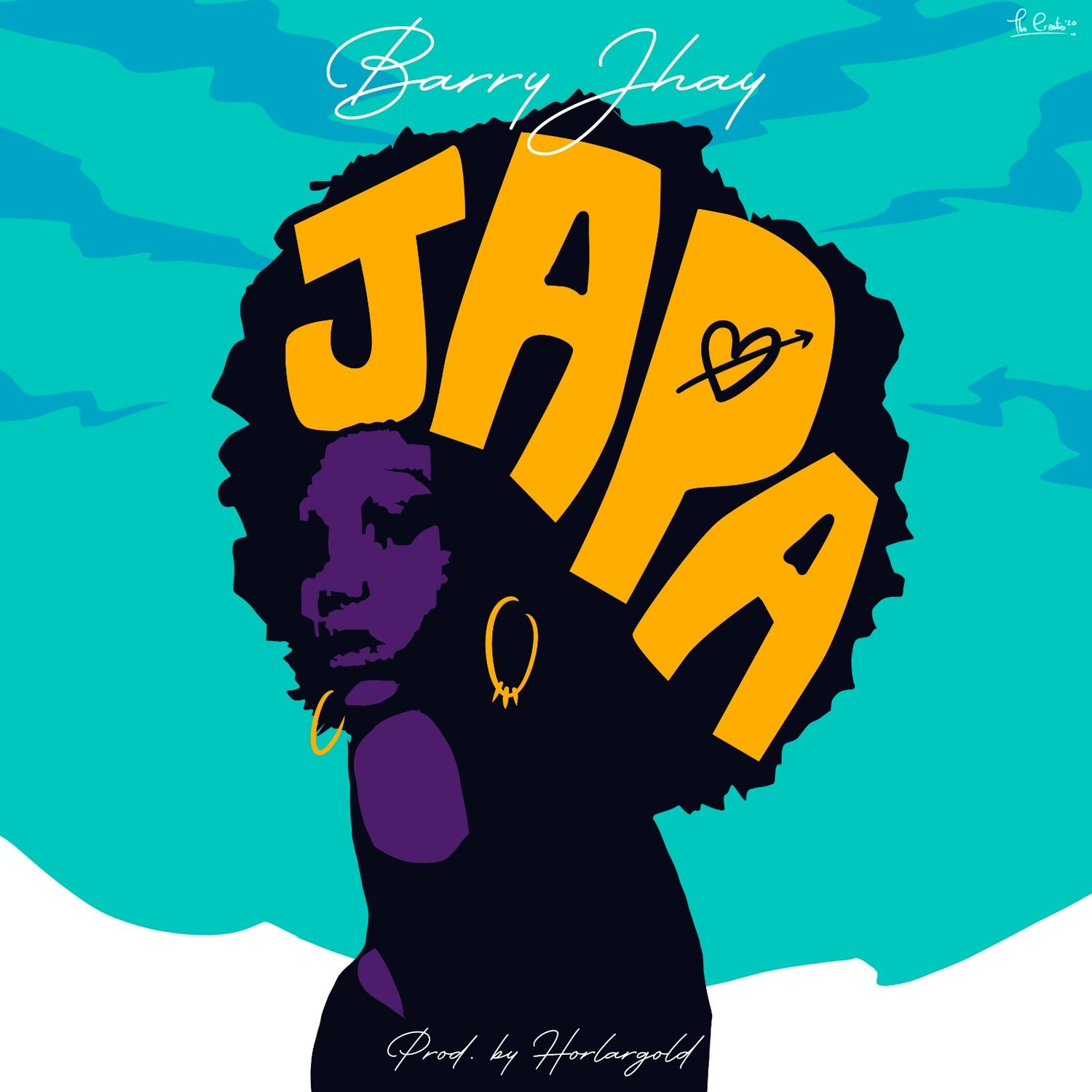 Barry Jhay Japa mp3 image Japa by Barry Jhay