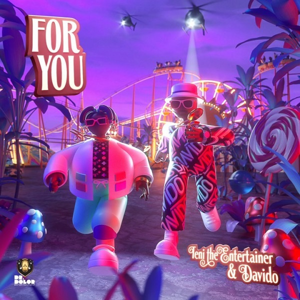Teni For You For You by Teni ft Davido