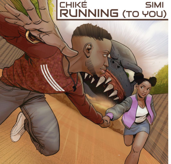 Running To you- Chike