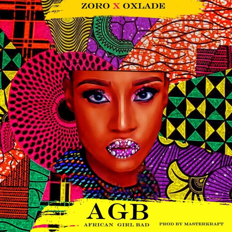African girl Bad