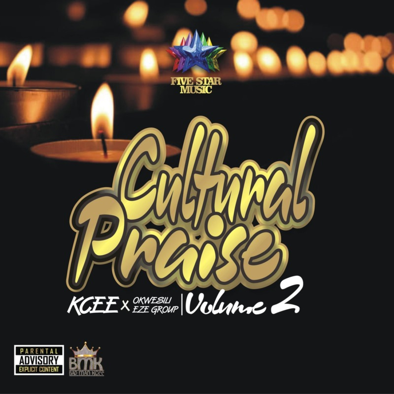 Kcee Cultural Praise Vol 2 artwork Cultural Praise by Kcee ft Okwesili Eze Group