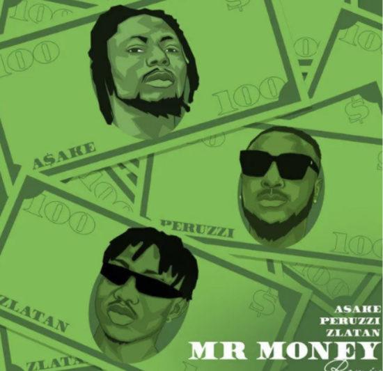 Mr Money remix- Asake