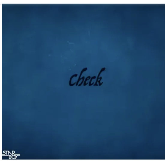 Check by starboy