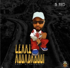 Lekki roundabout by B-red