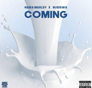 Coming by Naira Marley