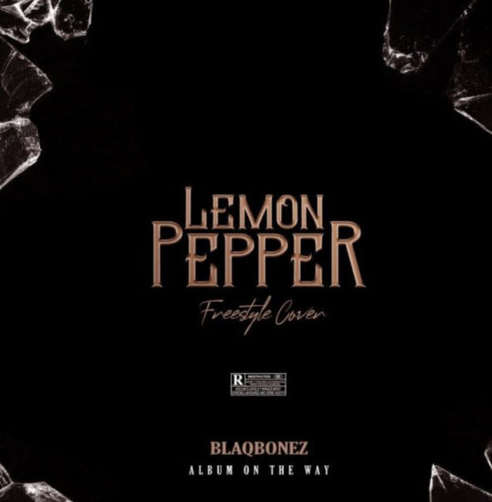 BlacqBonez Lemmon pepper