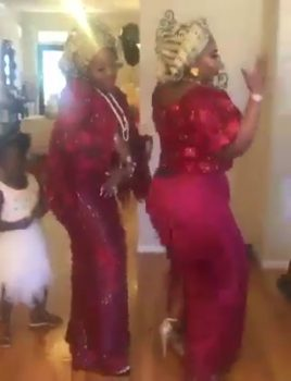 Aunties-of-Bride-Are-Bae-on-Floor