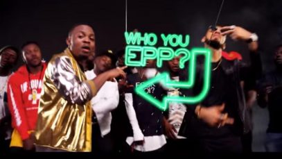 Olamide-who-you-epp-video