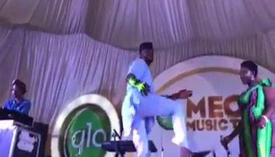 He has PHD in dancing