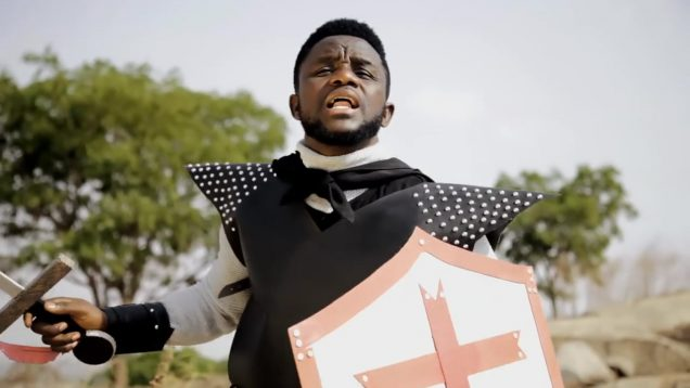 Mighty Man Of War – Jimmy D Psalmist