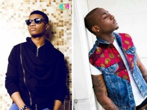 Wizkid Dances To Davido's Song
