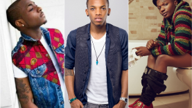 My beef with Wizkid and Davido was staged says Tekno