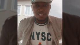 Nigerian Corper Freestyle