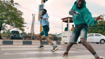 Olamide – Wo Official Dance Video