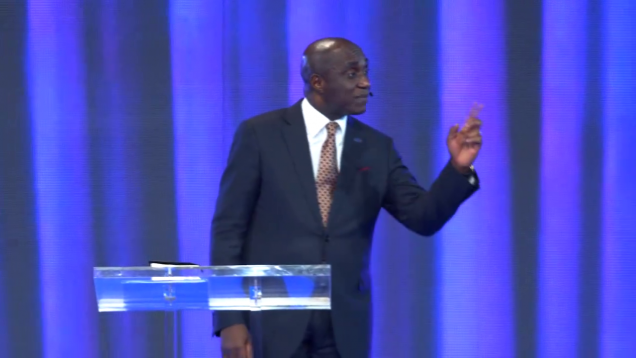 Pastor David Ibiyeomie Was Quoted Out Of Context