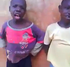 Young Boy hits The Right Notes As He Sings Frank Edwards Oghene Doo