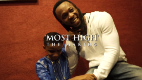 Flavour – Most High Ft Semah The Making