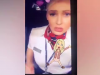Watch How This British Air Hostess Disrespected Nigerian Passengers