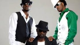 Video Of Psquare And Their Brother Fighting