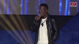Comedian Kelvin Sapp Give Kenny Blaq Serious Run
