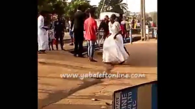 Bride Abandoned At The Altar