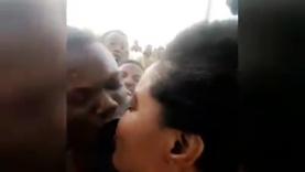 Generous Toyin Aimakhu Sharing Kisses