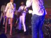 Banky W and Adesua Etomi killed it on stage