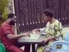 Watch As Mercy Johnson Beats Her Husband