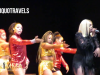 Tiwa Savage And Husband Teebillz Display Romance On Stage