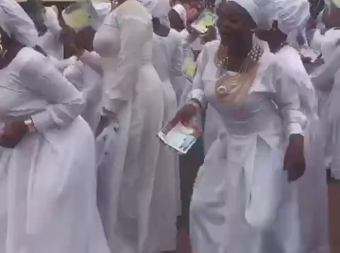 See The Connection Between This Church And Twerking