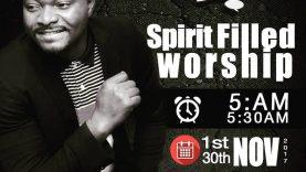 Spirit Filled Worship With Angel Symon Odey
