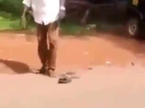 Drunken Master Naija Version