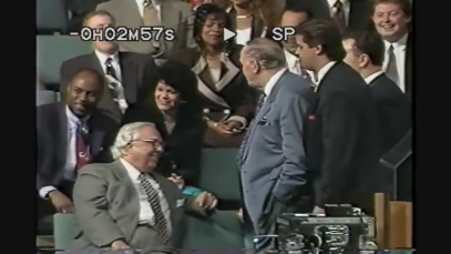 This Never Seen Before Clip From Kenneth Hagin's Meeting