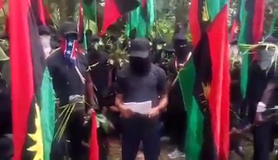 IPOB Vows To Kill President Buhari