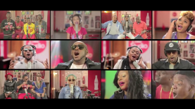 This Coke 12 Days Of Christmas By African Stars