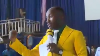 Apostle Johnson Suleman Be Making Christianity